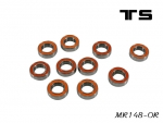 High temperature resistant bearing,size:8*14*4 - Team Saxo